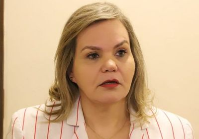 Lilian Samaniego se puso a disposición de la Fiscalía