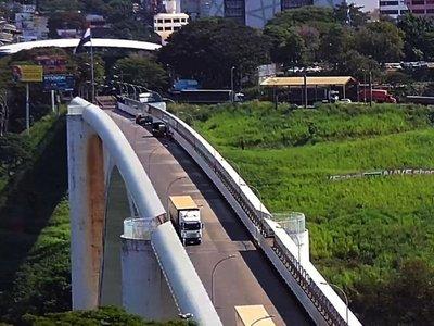 Brasil anunció el cierre del Puente de la Amistad hasta fines de  mayo