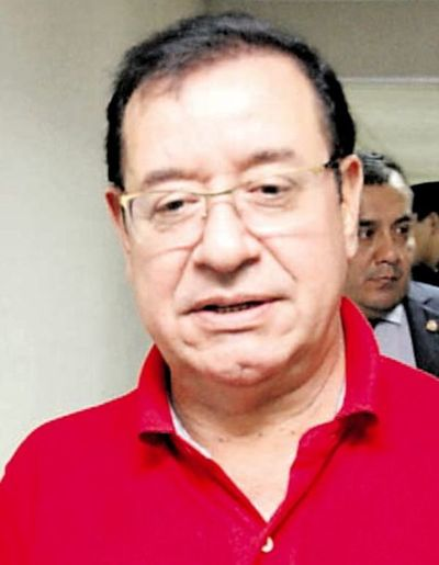 Cámara ratifica prisión del diputado Miguel Cuevas