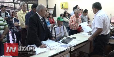 YA SON MÁS DE 35.000 USUARIOS EXONERADOS DE LA ANDE EN ITAPÚA