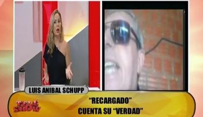 Anibal Schupp enfrentó a Dahiana Bresanovich