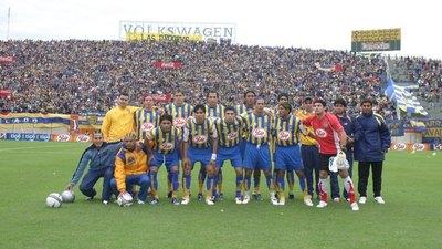 Luqueño, 51 años ininterrumpidos en primera división