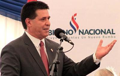 Proceso al expresidente Horacio Cartes queda cerrado en Brasil