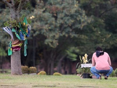 Ni el miedo al coronavirus apaga la memoria de Ayrton Senna en Brasil