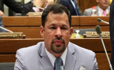 HOY / Diputado Ulises Quintana seguirá recluido en la cárcel de Viñas Cue