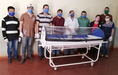 COVID- 19: Apelan a la solidaridad para seguir fabricando cápsulas que serán usadas para el traslado de pacientes