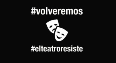 HOY / #ElTeatroResiste: Campaña solidaria en beneficio a trabajadores del arte escénico