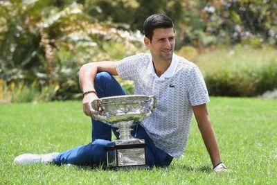Djokovic admite que pensó en dejar el tenis en 2010
