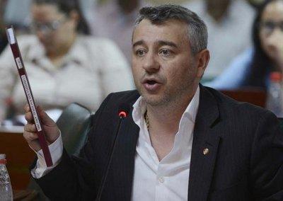 """Juicio político a Quiñónez: """"Hay que tener elementos objetivos y no plantear con indicios"""", dice Centurión"""
