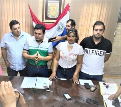 """""""Licitaciones"""" para los amigos a cambio de voto en la Junta Municipal de CDE"""