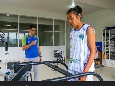 La situación de la subcapitana albirroja en Brasil y su 'aventura' por volver