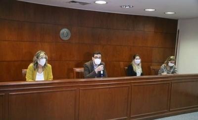 HOY / Establecen protocolo de acceso a la Corte y piden ir solo para casos urgentes