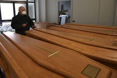 Italia ajusta al alza el número de muertos, a dos días de iniciar el desconfinamiento