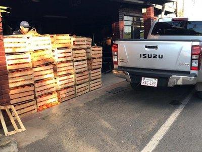 Comerciantes en Nanawa habrían intentado detener comitiva fiscal
