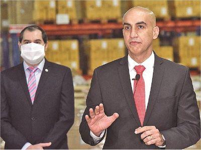 Ministros que gozan de bendición de Abdo,  bajo la lupa del Congreso