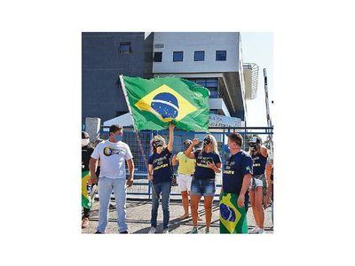 Moro declaró y  se inició la investigación a Bolsonaro