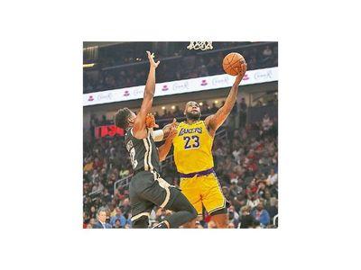 NBA piensa en la próxima temporada