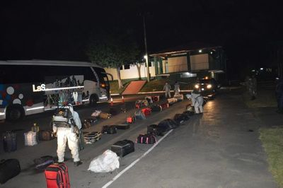 Otros 21 compatriotas que ingresaron al país guardan cuarentena en sede militar