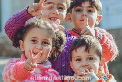 Los niños y las niñas deben aprender buenos valores desde pequeños para ser adultos de bien