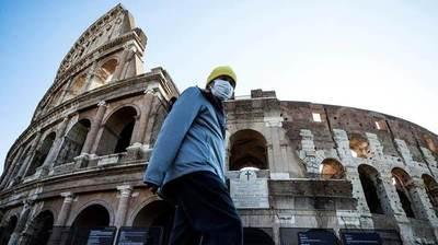 Italia registró 174 muertos el último día, la cifra más baja en ocho semanas