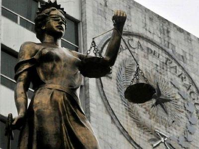 Escritos dirigidos a jueces y tribunales se recibirán de mañana