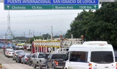 Señalan que director Municipal de Clorinda simuló ser atropellado por un chofer paraguayo