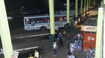 HOY / Terminal de Ómnibus de Asunción: Reabre sus puertas con buses de corta distancia