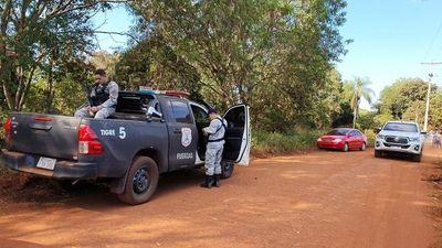 Un abatido y un asaltante detenido tras persecución y tiroteo con policías