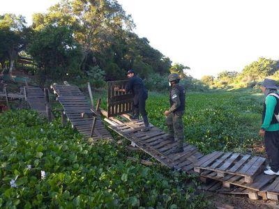 Paraguayos que ingresaron por pasos ilegales a la Argentina fueron expulsados