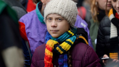 Coronavirus: el alcalde de Manaos le pidió ayuda a la activista Greta Thunberg