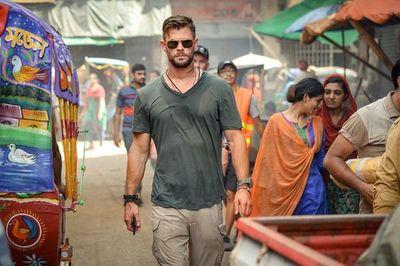 Extraction con Chris Hemsworth: la película más vista en Paraguay