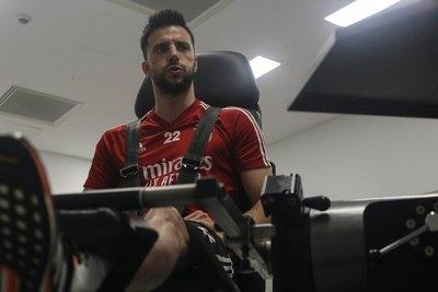 Benfica y Porto retoman los entrenamientos individuales