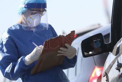 Hospitales regionales y distritales ya toman muestras para COVID-19