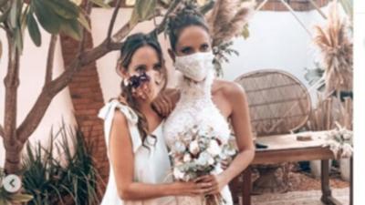Novios de la boda en el barrio Carmelitas se exponen hasta 18 meses de cárcel