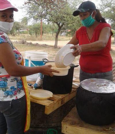Olla popular: Piden ayuda para seguir dando de comer a 300 niños