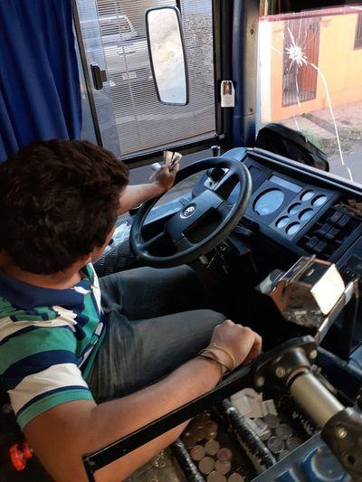 "Chofer sube a pasajero sin tapaboca: ""Estamos en Paraguay, acá nadie respeta"""
