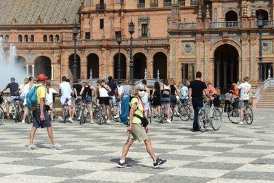 ¿Cómo fueron los primeros días de flexibilización de la cuarentena en España?