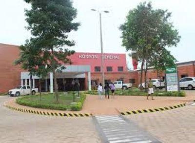 Profesionales del hospital de Santa Rosa del Aguaray ingresan en cuarentena