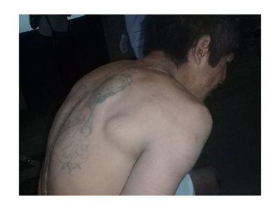 Lincharon a ladrón hasta dejarlo desnudo