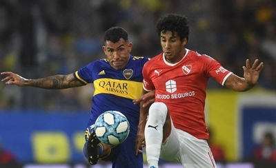 HOY / Jugadores de Independiente inician acciones legales por falta de pago