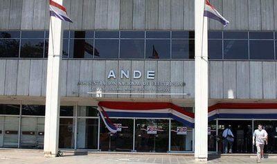 ANDE seguirá operando a puertas cerradas hasta el 10 de mayo