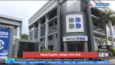 HOY / Joel López, gerente comercial de Banca Empresas del Banco Basa, sobre nuevos productos que están lanzando dirigidos especialmente al sector ganadero
