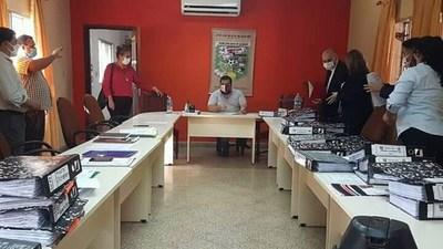 Aliada de Miguel Cuevas, en aprietos: Contraloría inicia auditoría a la Municipalidad de Quiindy
