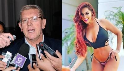 """Jennifer Ruiz Díaz miniza dichos de Schupp: """"Es un señor mayor"""""""