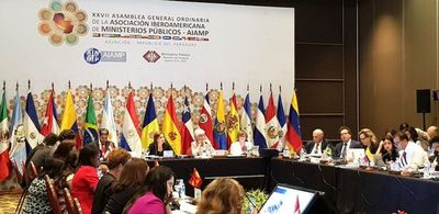Fiscales de Iberoamérica apoyan a Quiñónez
