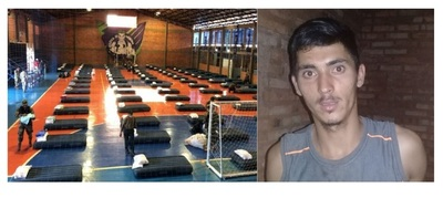 Continúa búsqueda de compatriota que se escapó de albergue en Ciudad del Este