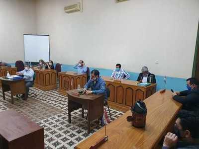Concejales rechazan ejecución presupuestaria del Intendente de Concepción