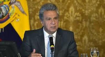 Presidente de Ecuador anuncia extensión por 30 días del estado de excepción