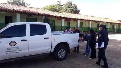 Fiscalía allana escuela luqueña tras festejo de 15 años en cuarentena • Luque Noticias