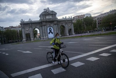 Bicicletas, gran alternativa de transporte durante pandemia